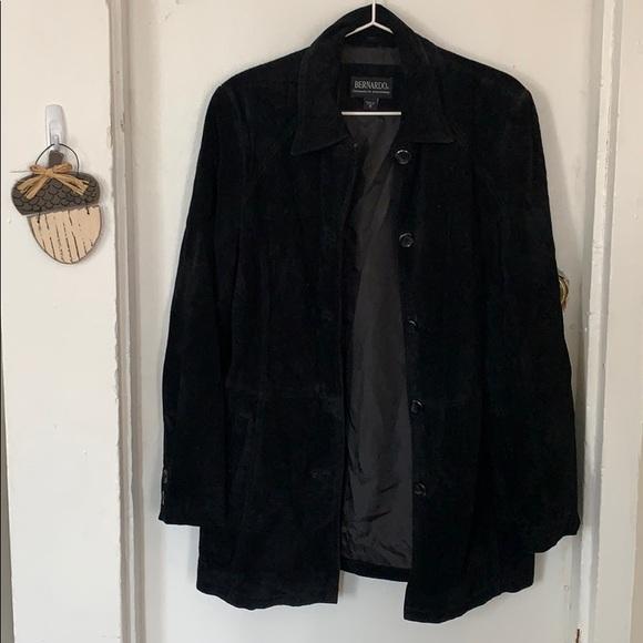 Bernardo Jackets & Blazers - Beautiful suede jacket